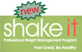 Shake it Professional Weight Management Program